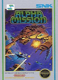Alpha Mission (Nintendo Entertainment System)